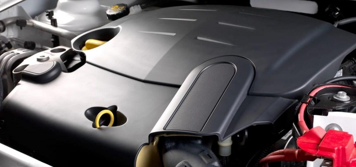 2021 Nissan NP200 Engine
