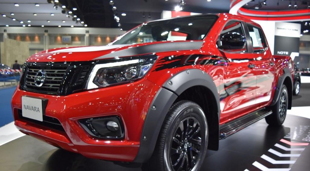 2021 Nissan Navara Exterior