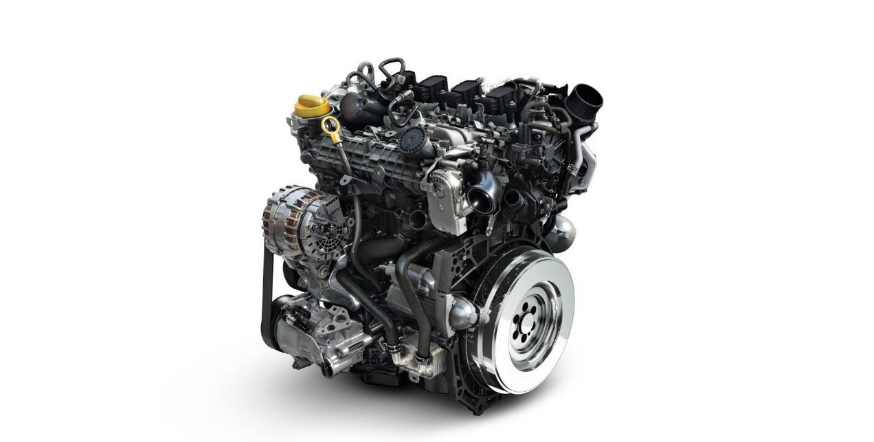2021 Renault Duster Oroch Engine