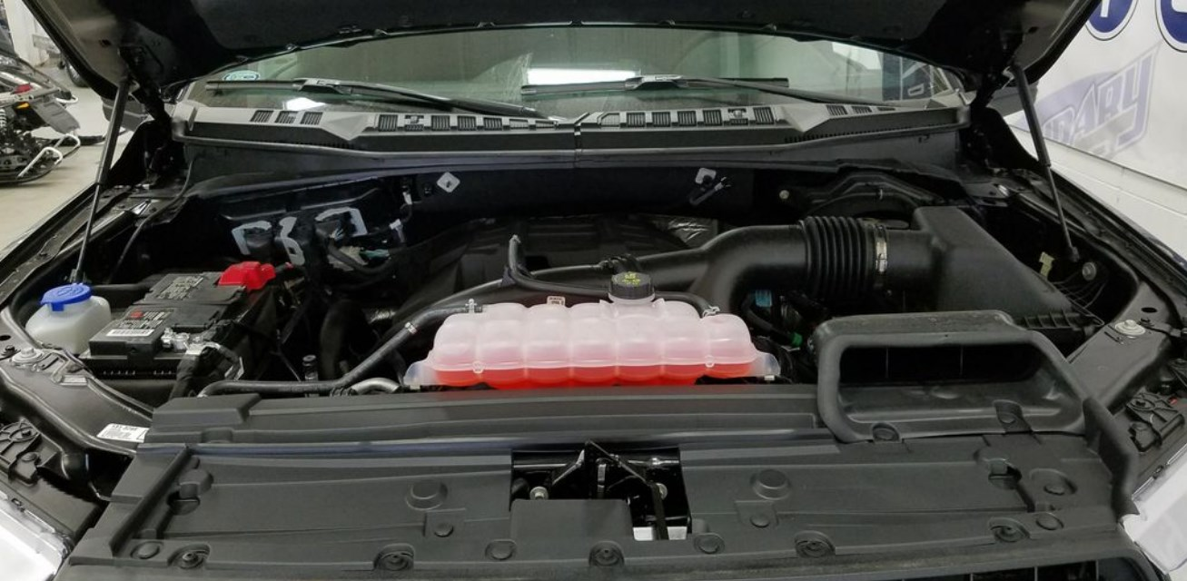 2021 SsangYong Rexton Sports Engine