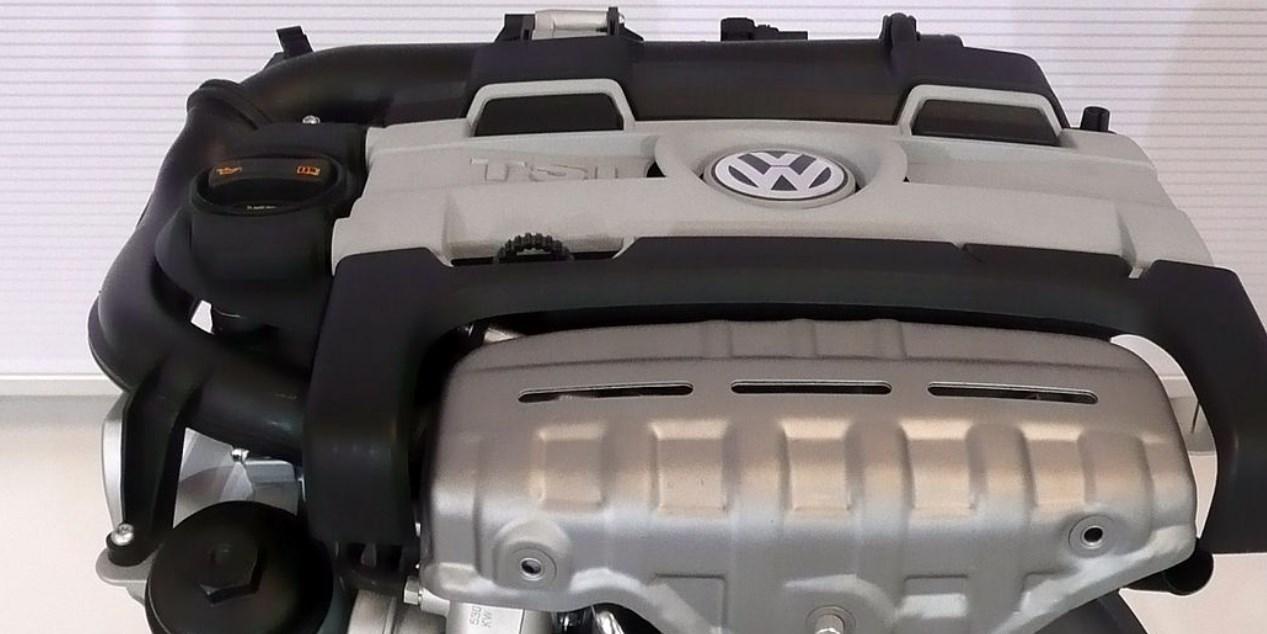 2021 Volkswagen Saveiro Engine