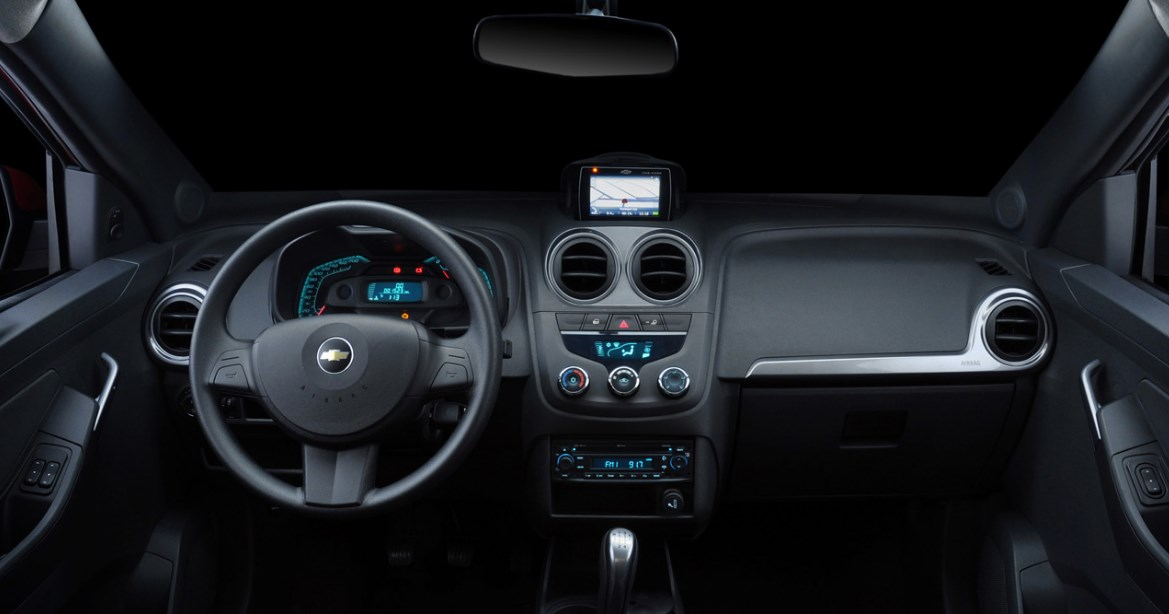 2020 Chevrolet Montana Interior