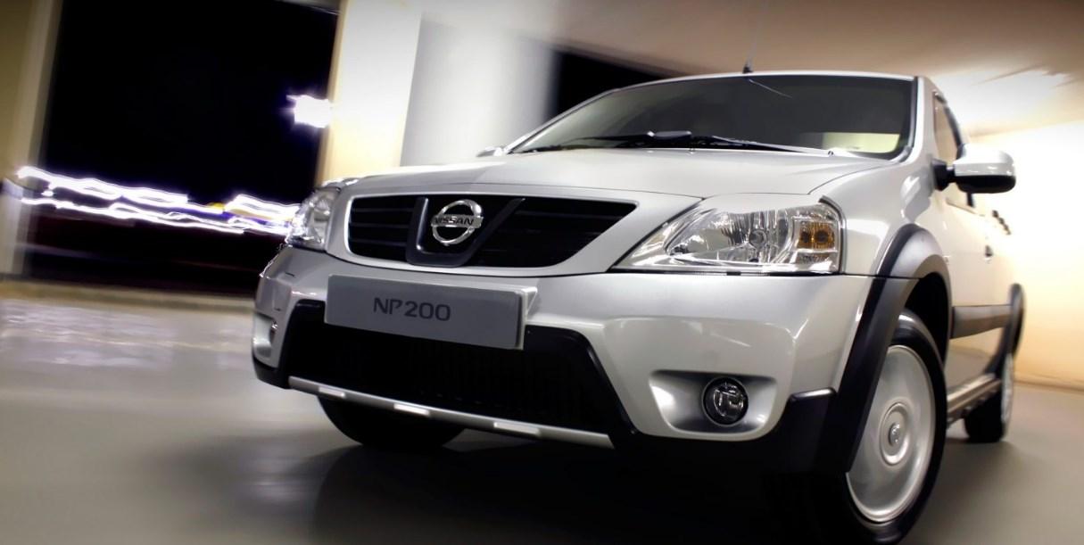 2020 Nissan NP200 Exterior