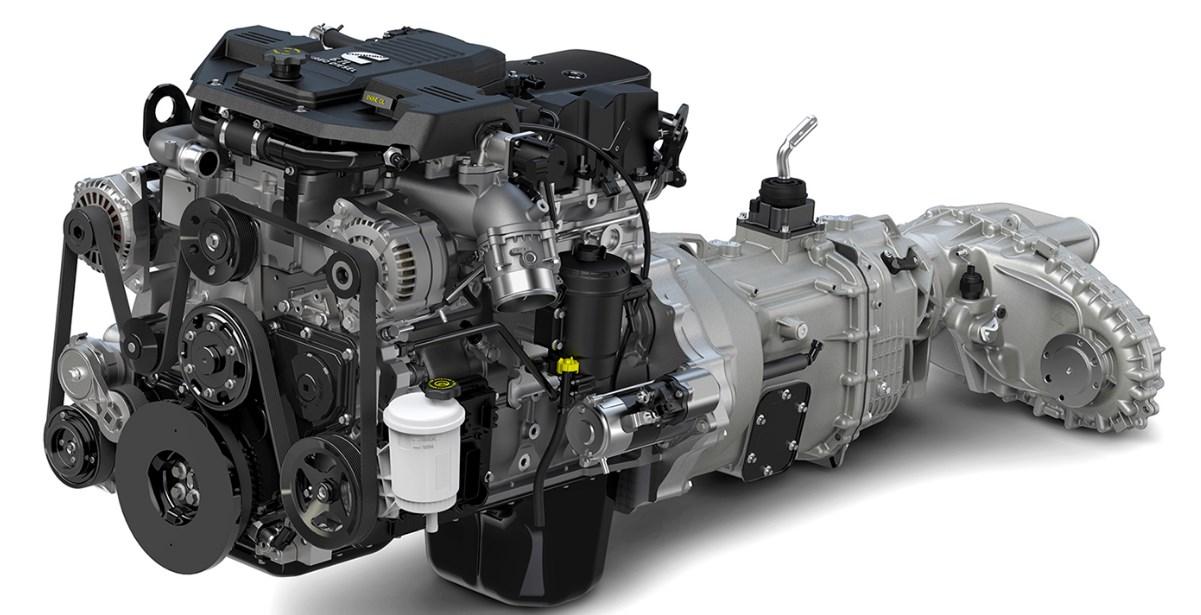 2020 Ram 1500 Laramie Engine