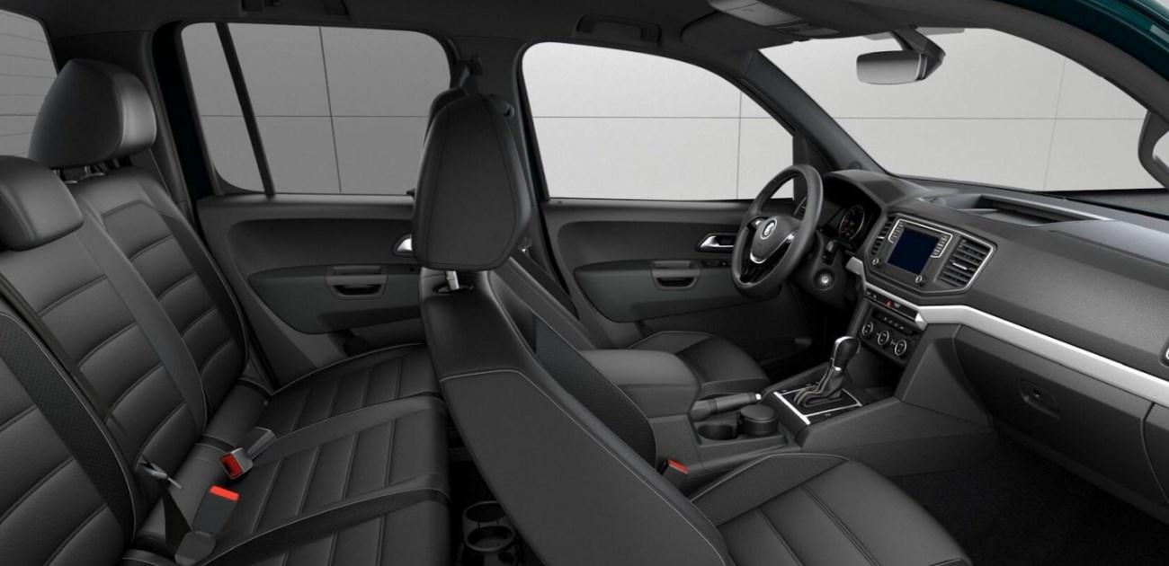 2020 Volkswagen Saveiro Interior