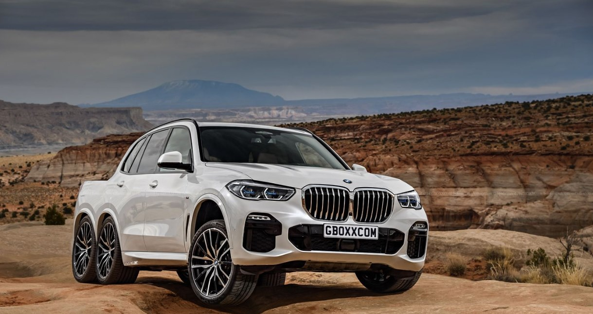 2021 BMW Pickup Truck Exterior