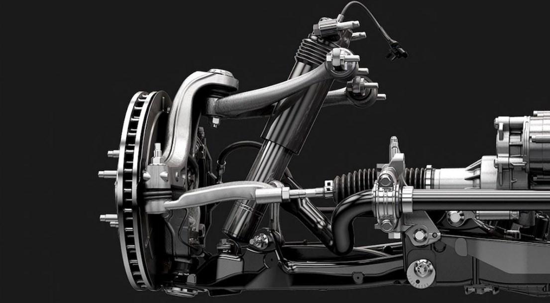 2021 Chevy El Camino Engine
