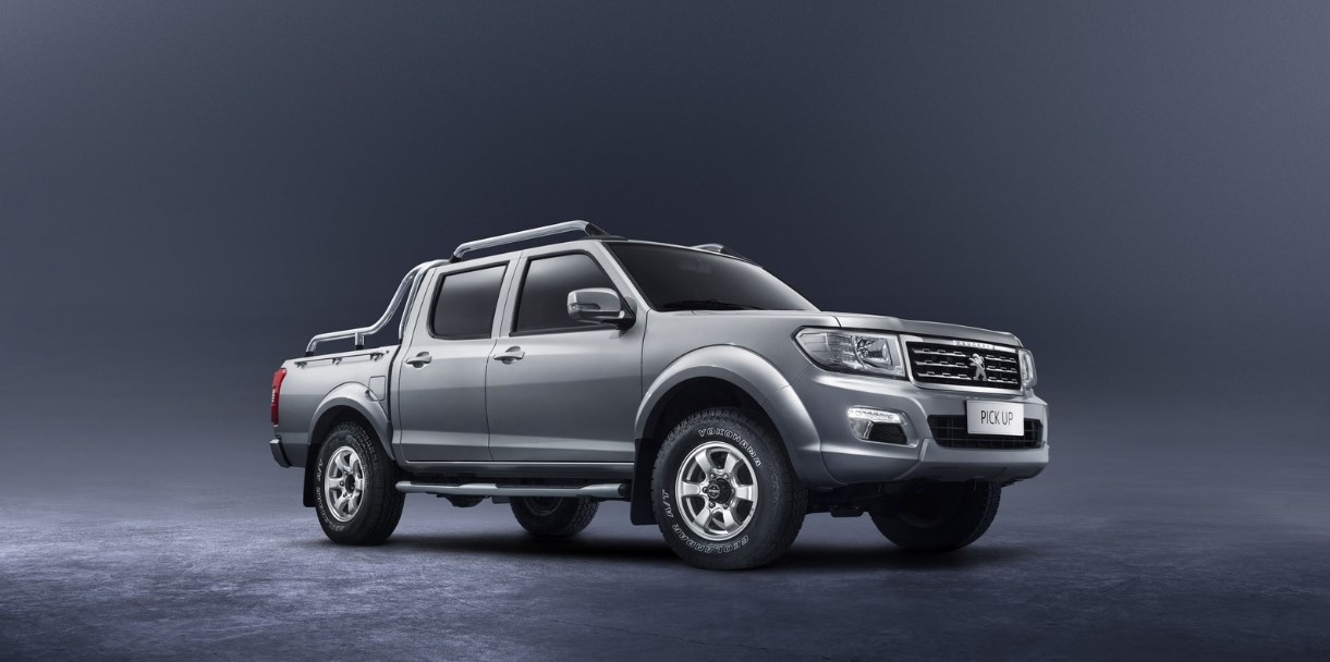 2021 Dongfeng Rich Exterior