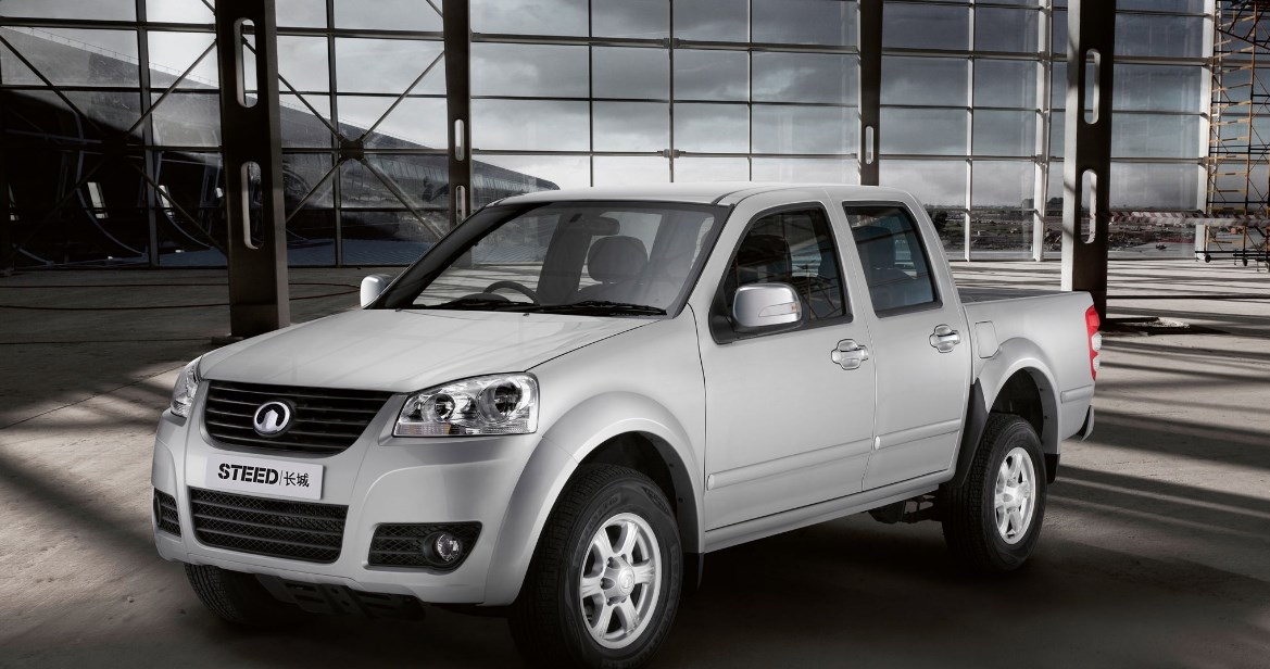 2021 Great Wall Wingle 6 Exterior