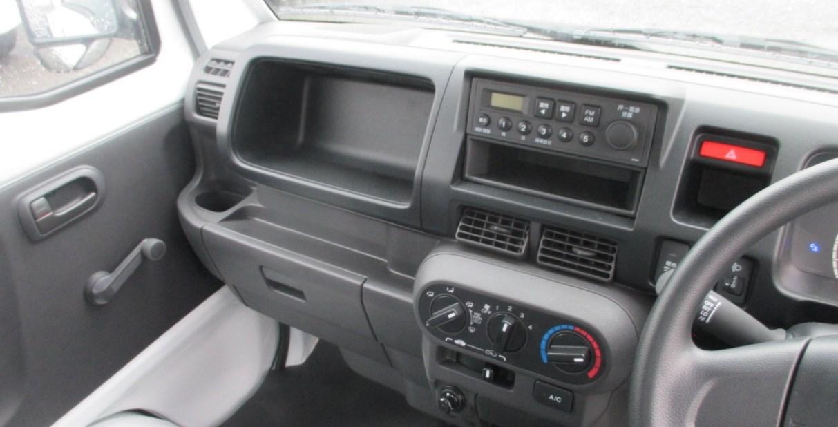 2021 Honda Acty Interior