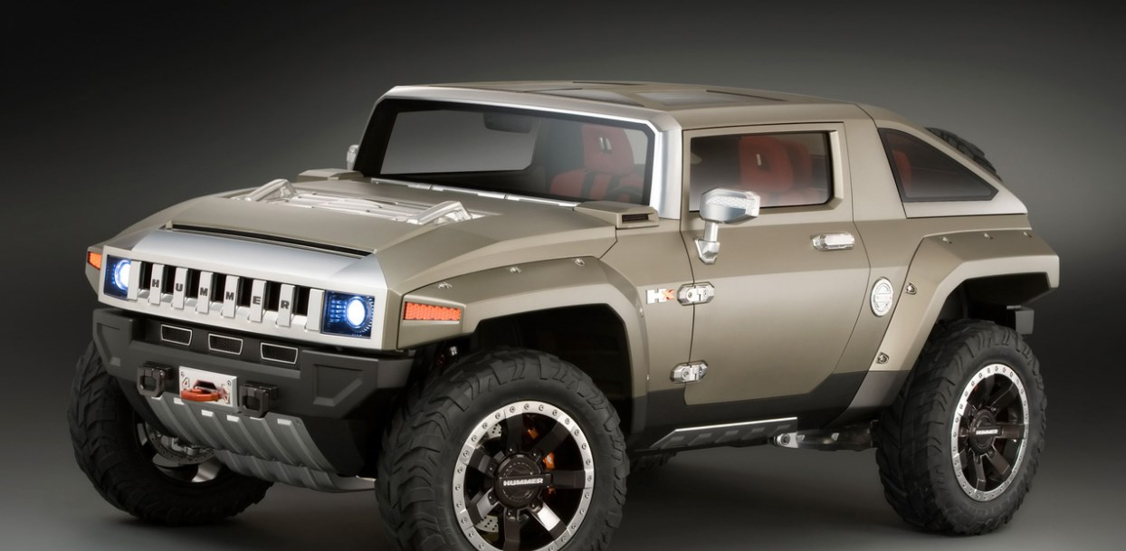 2021 Hummer HX Exterior