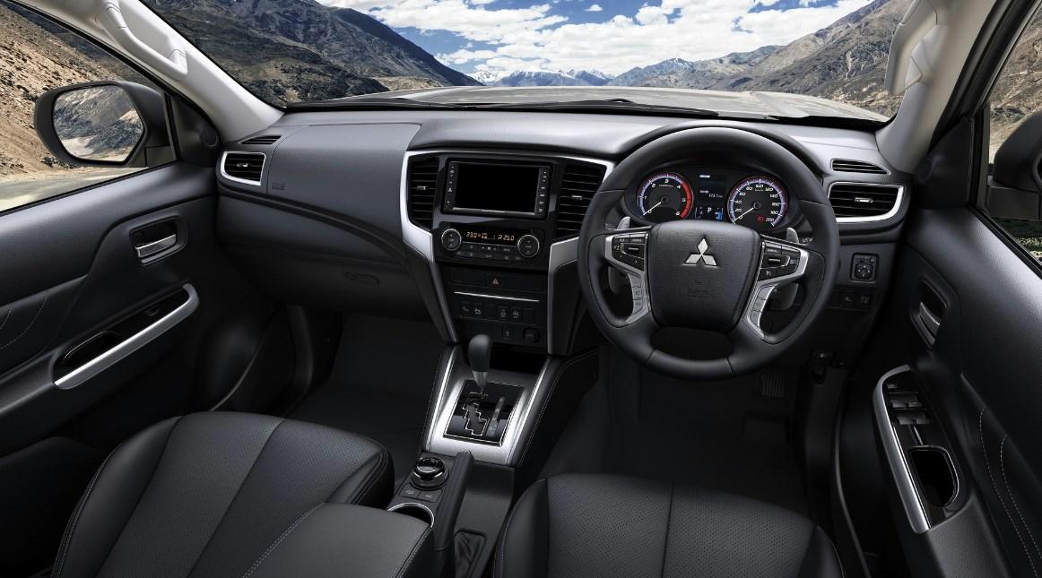 2021 mitsubishi l200 price specs interior