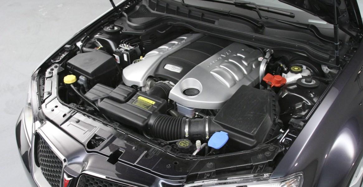 2021 Pontiac G8 Sport Truck Engine