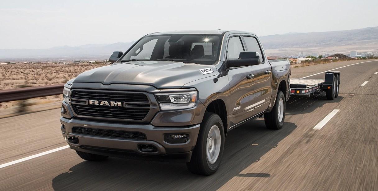 2021 Ram 1500 Exterior