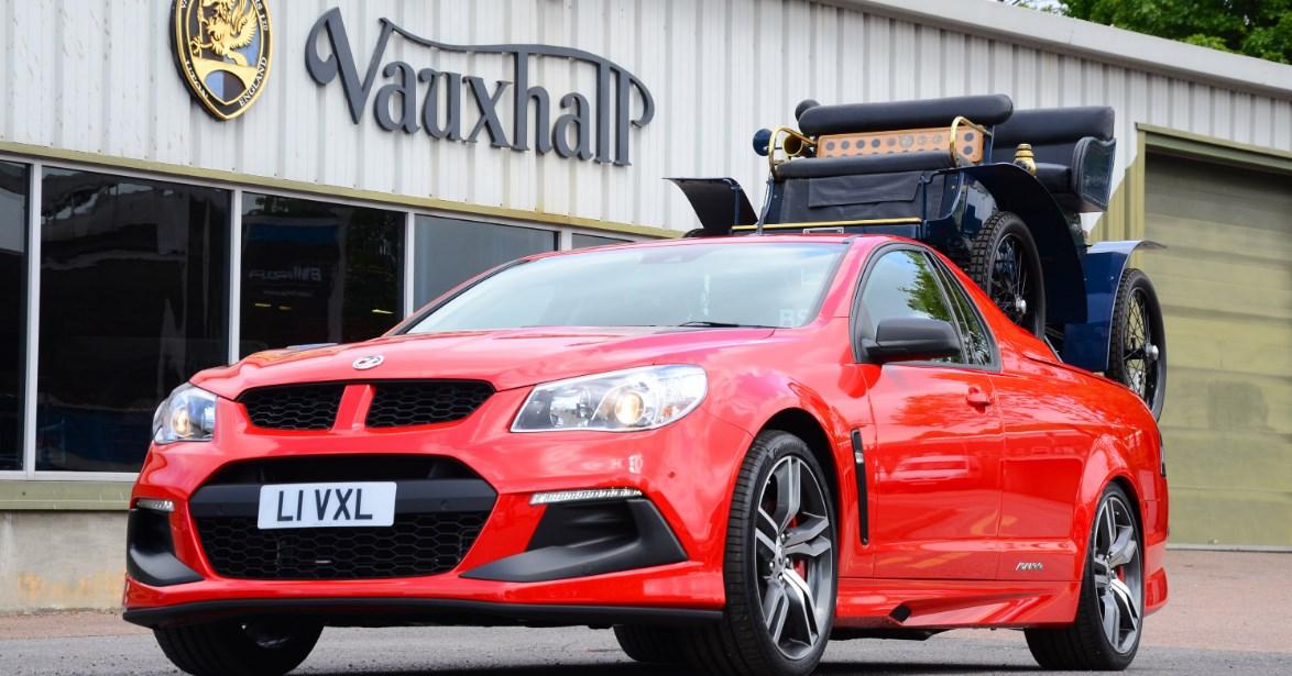 2021 Vauxhall Maloo Exterior