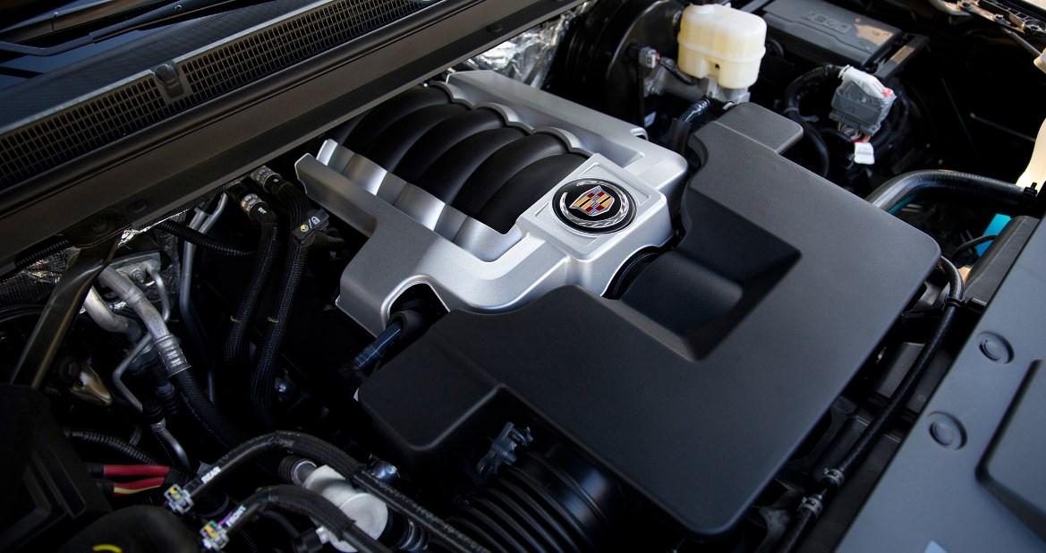 2020 Cadillac Escalade EXT Engine
