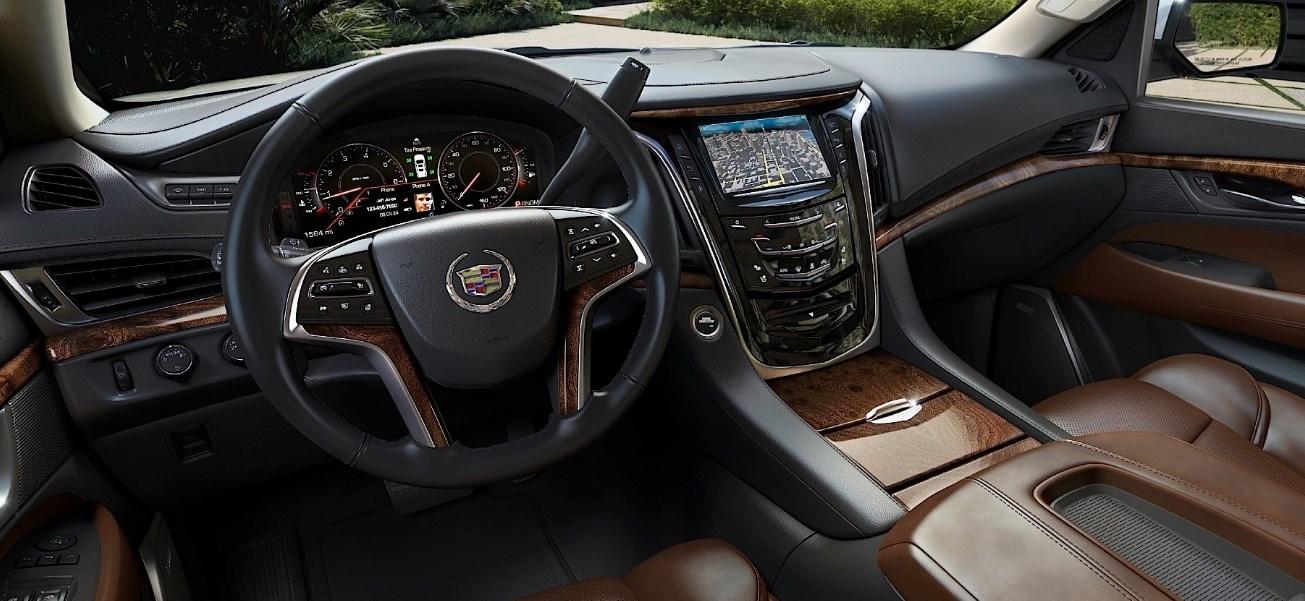2020 Cadillac Escalade EXT Interior
