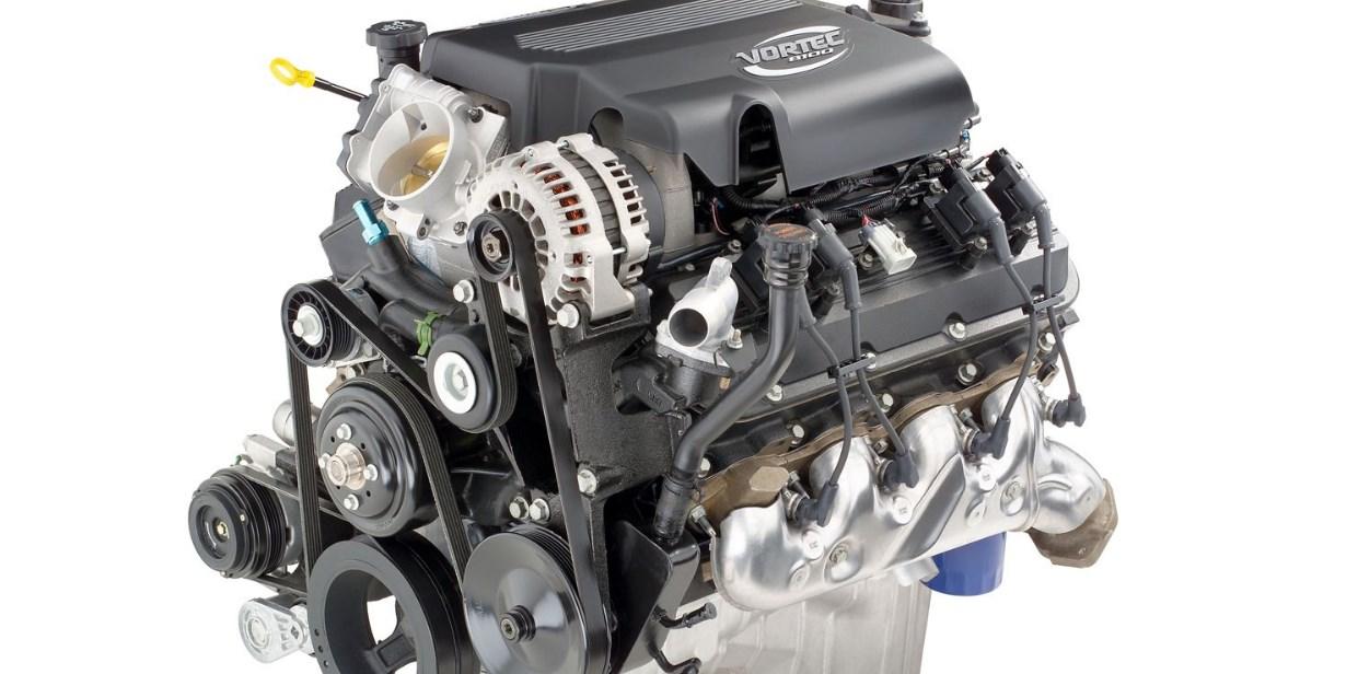 2020 Chevrolet Avalanche Engine
