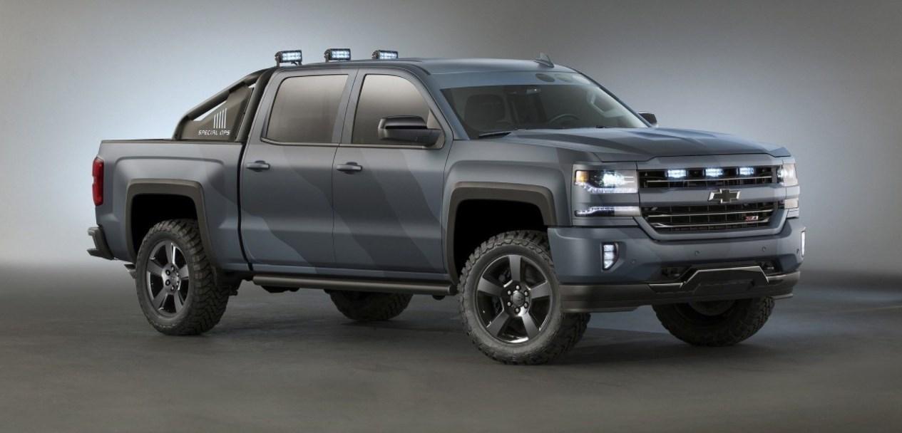 2020 Chevrolet Avalanche Exterior