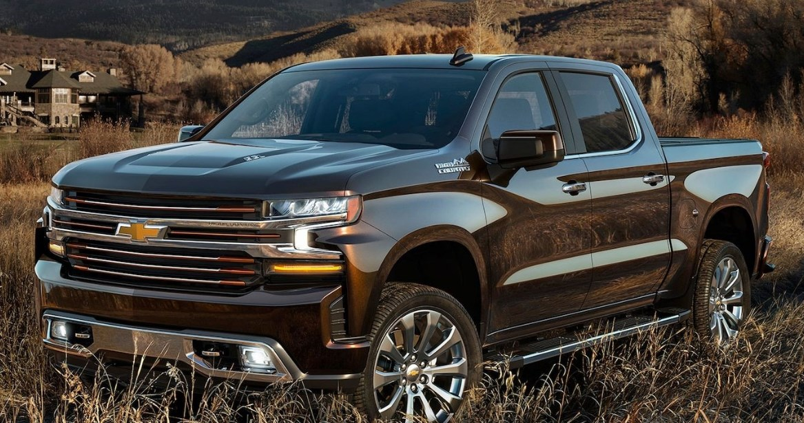 2020 Chevrolet Silverado LT Exterior