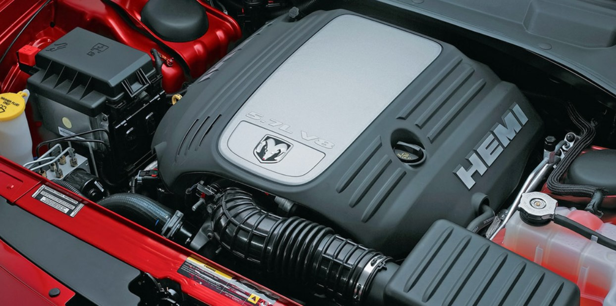 2020 Dodge Rampage Engine