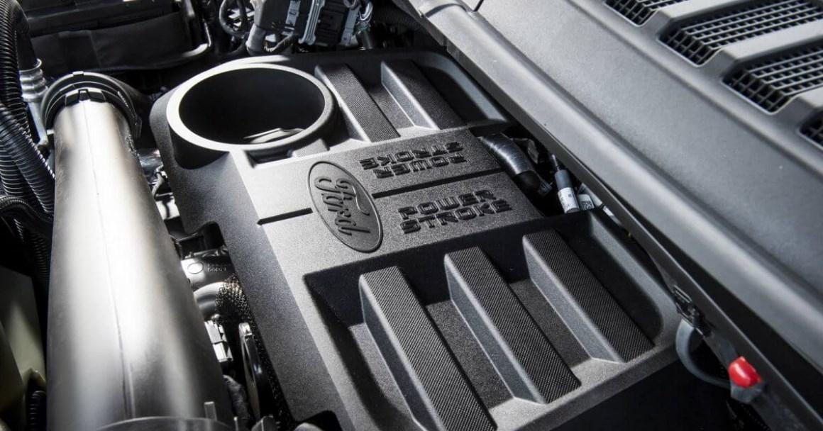 2020 Ford F-150 XLT Engine
