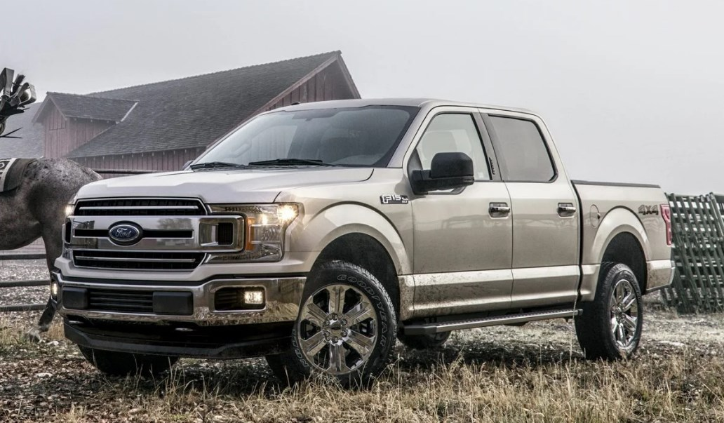 2020 Ford F-150 XLT Exterior