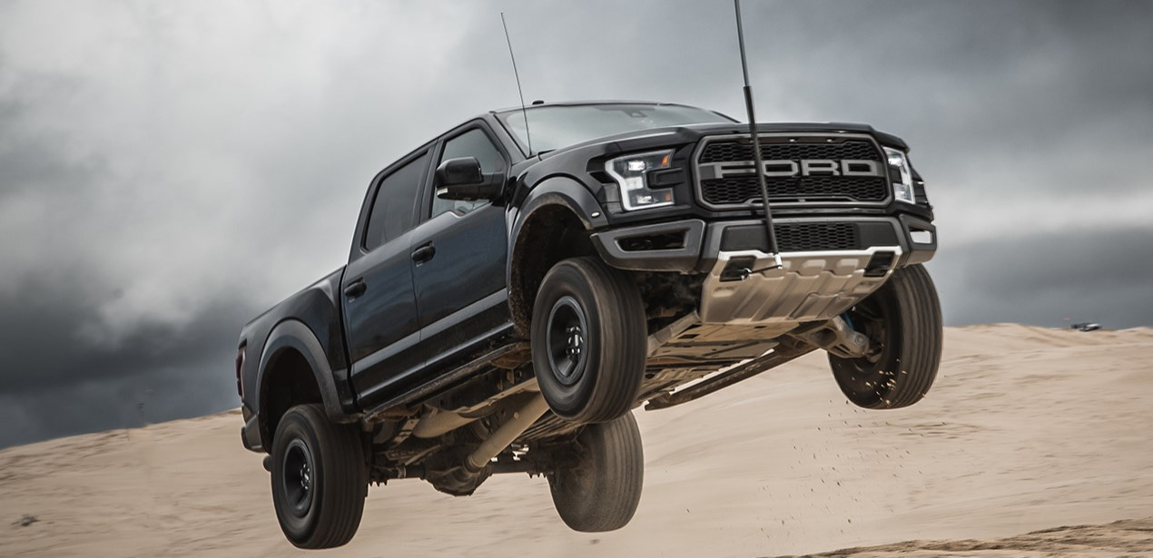 2020 Ford Raptor Engine