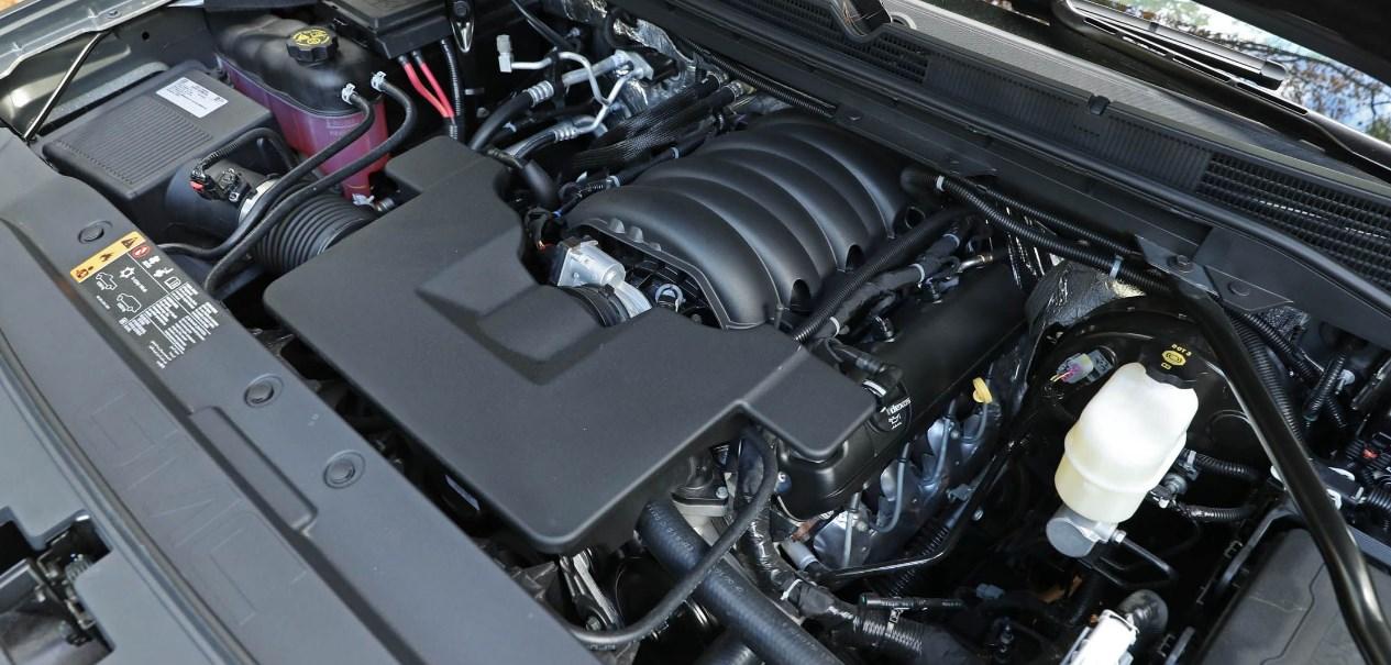 2020 GMC Sierra HD Denali Engine