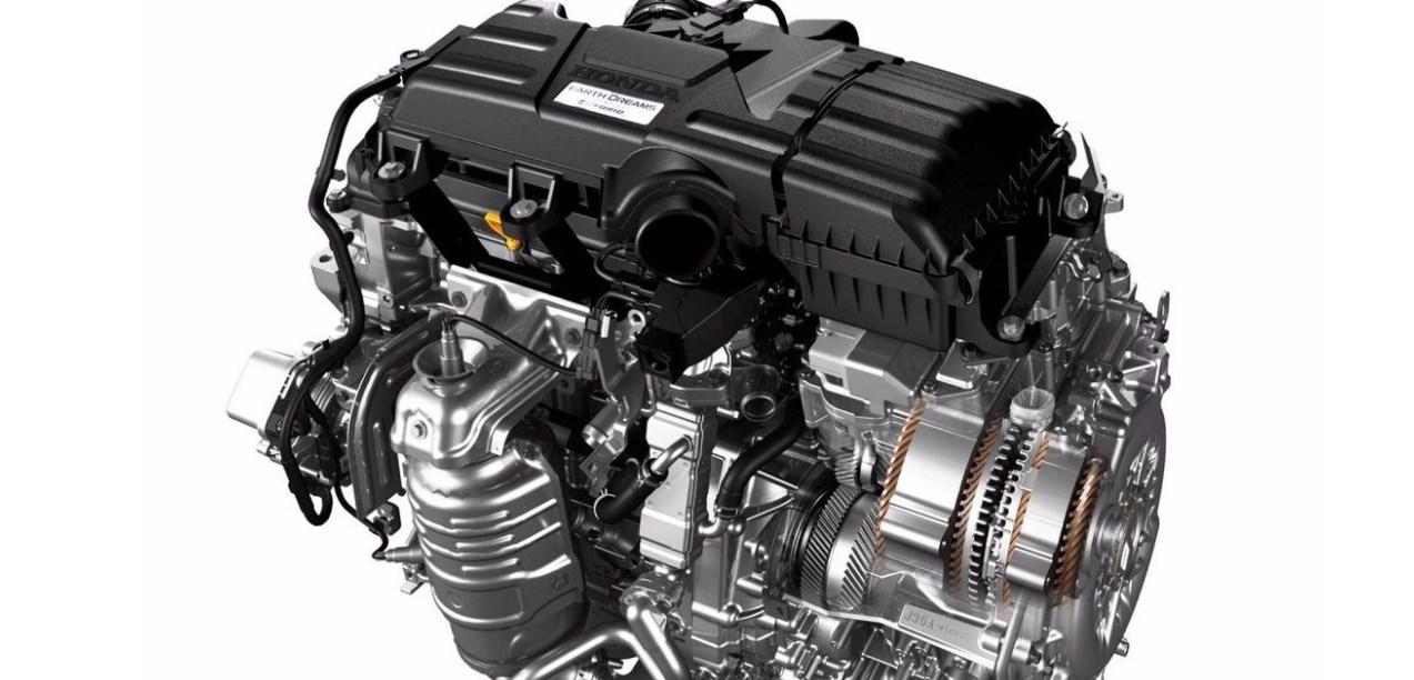 2020 Honda Acty Engine