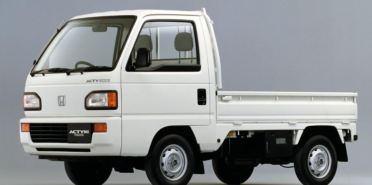 2020 Honda Acty Exterior