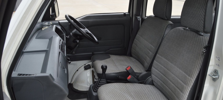 2020 Honda Acty Interior