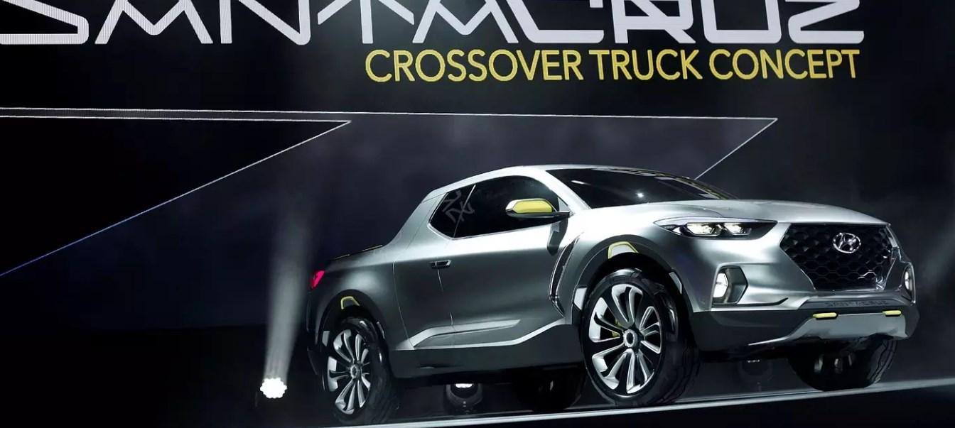 2020 Hyundai Santa Cruz Exterior