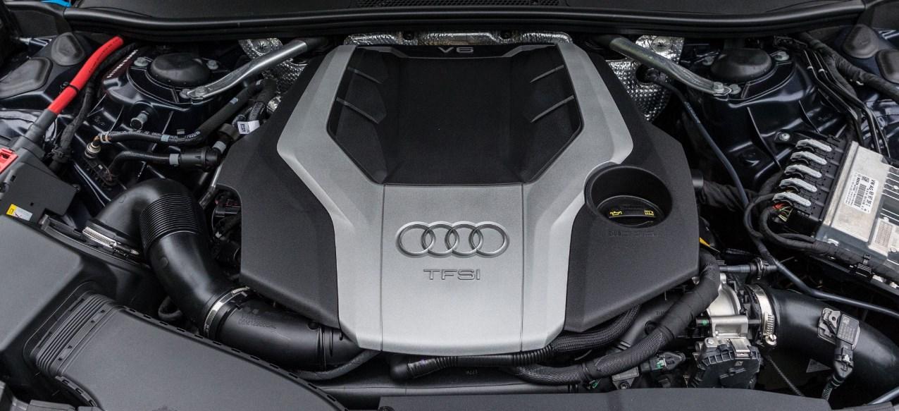 2021 Audi Pickup Truck Concept Engine