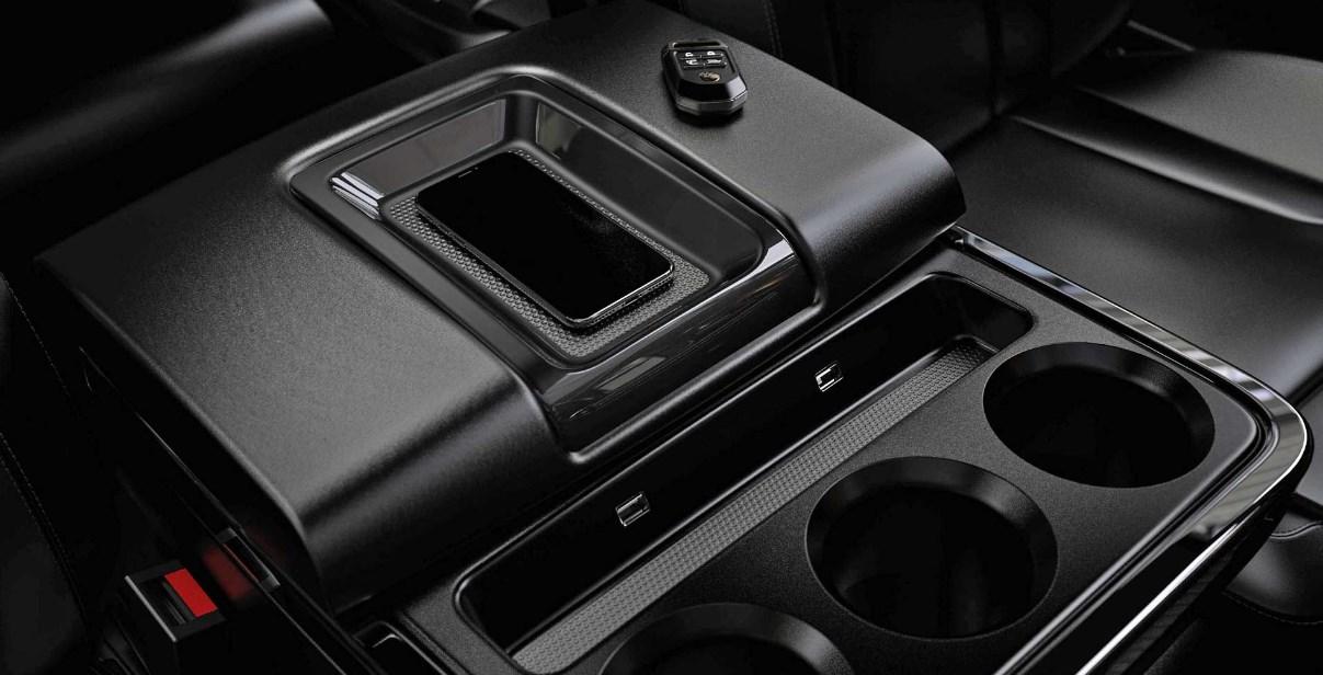 2021 Audi Pickup Truck Concept Interior