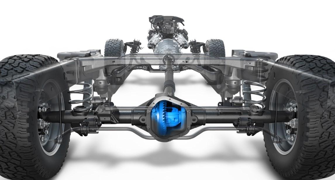 2021 Ford F-150 XLT Engine