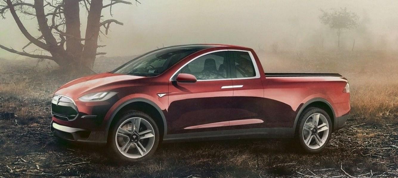 2021 Tesla Pickup Truck Exterior