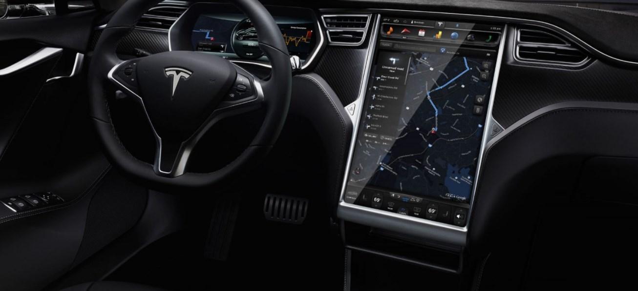 2021 Tesla Pickup Truck Interior