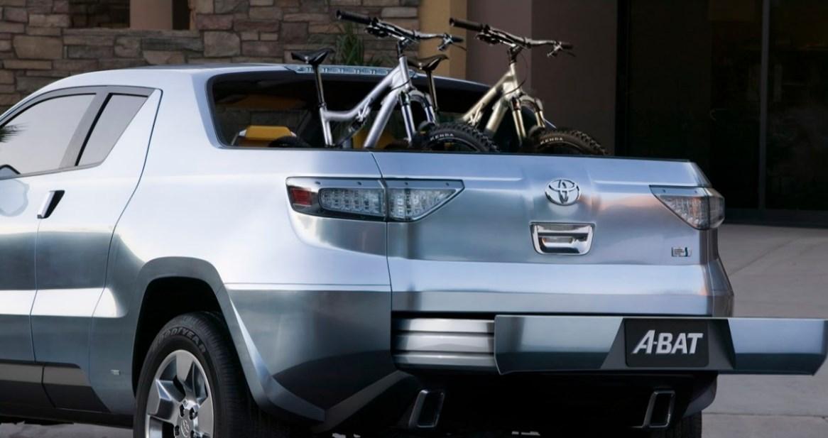 2021 Toyota A-BAT Engine