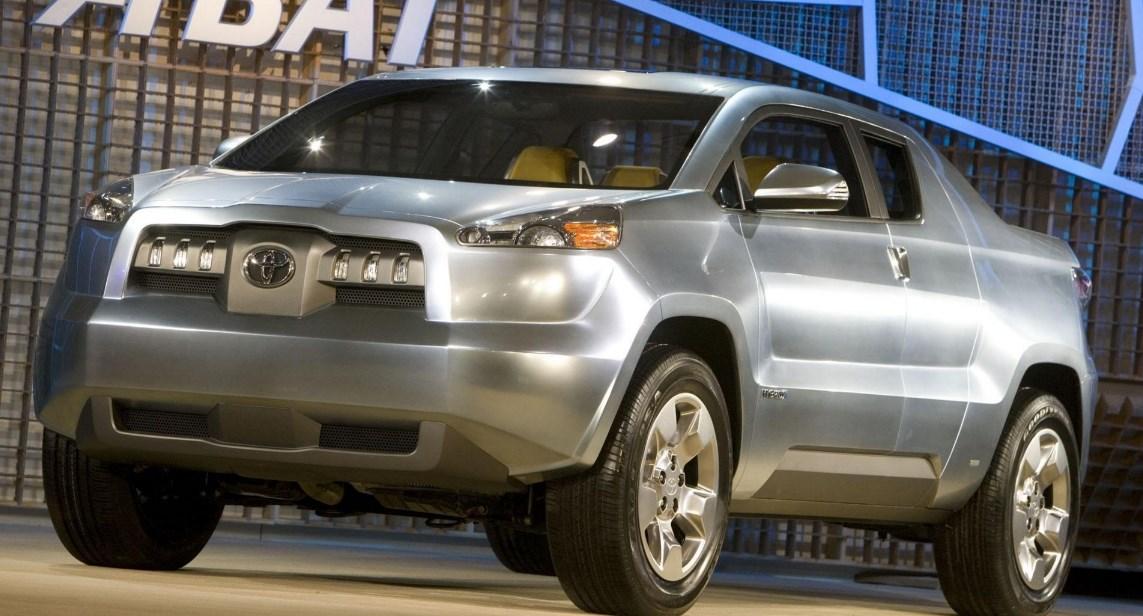 2021 Toyota A-BAT Exterior