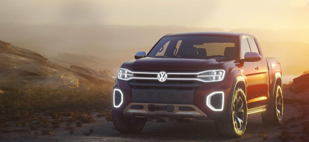 2021 Volkswagen Atlas Exterior