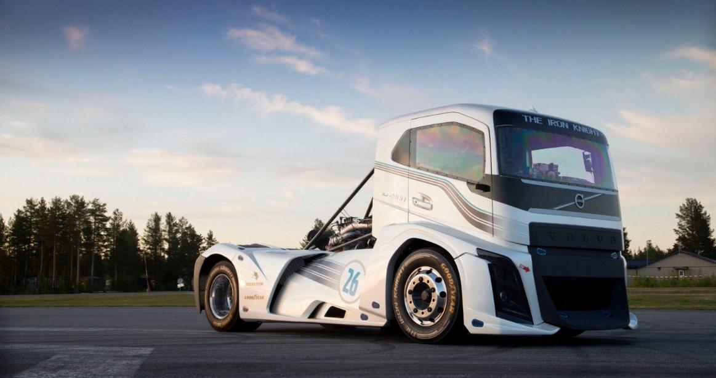 2021 Volvo Iron Knight Exterior