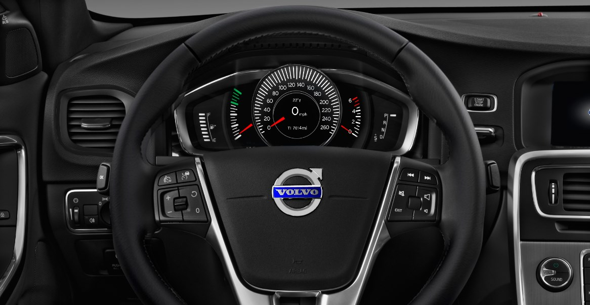 2021 Volvo Iron Knight Interior