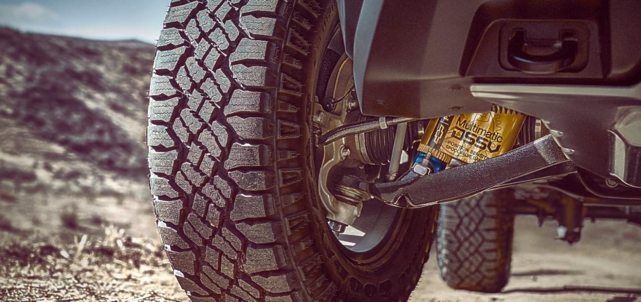 2020 Chevy Silverado ZR2 Engine