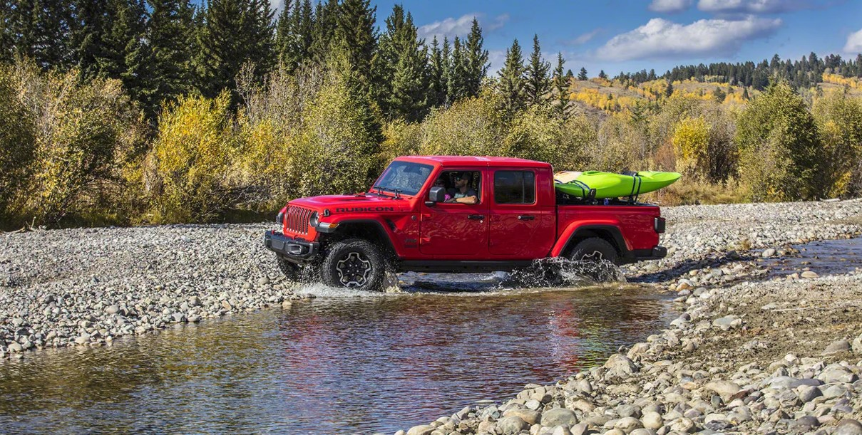 2020 Jeep Wrangler Engine