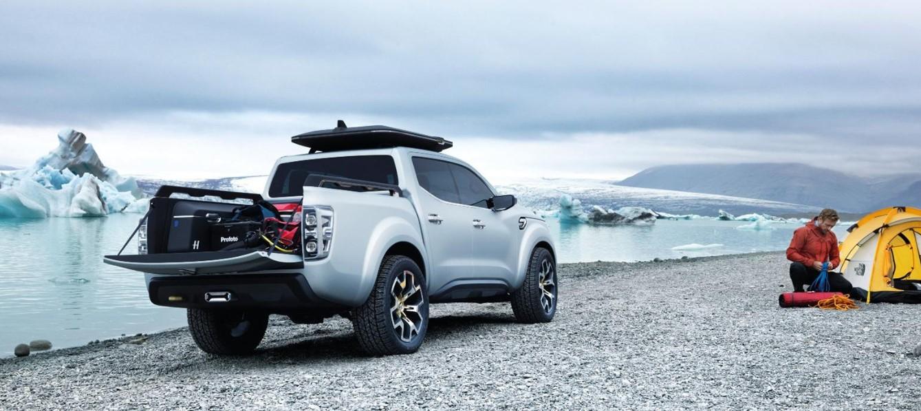 2020 Renault Alaskan Engine