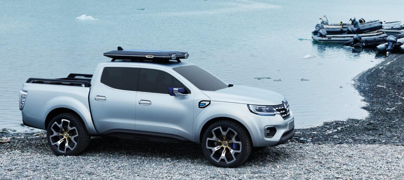 2020 Renault Alaskan Exterior