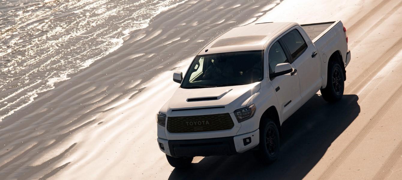 2022 Toyota Tundra TRD PRO Exterior
