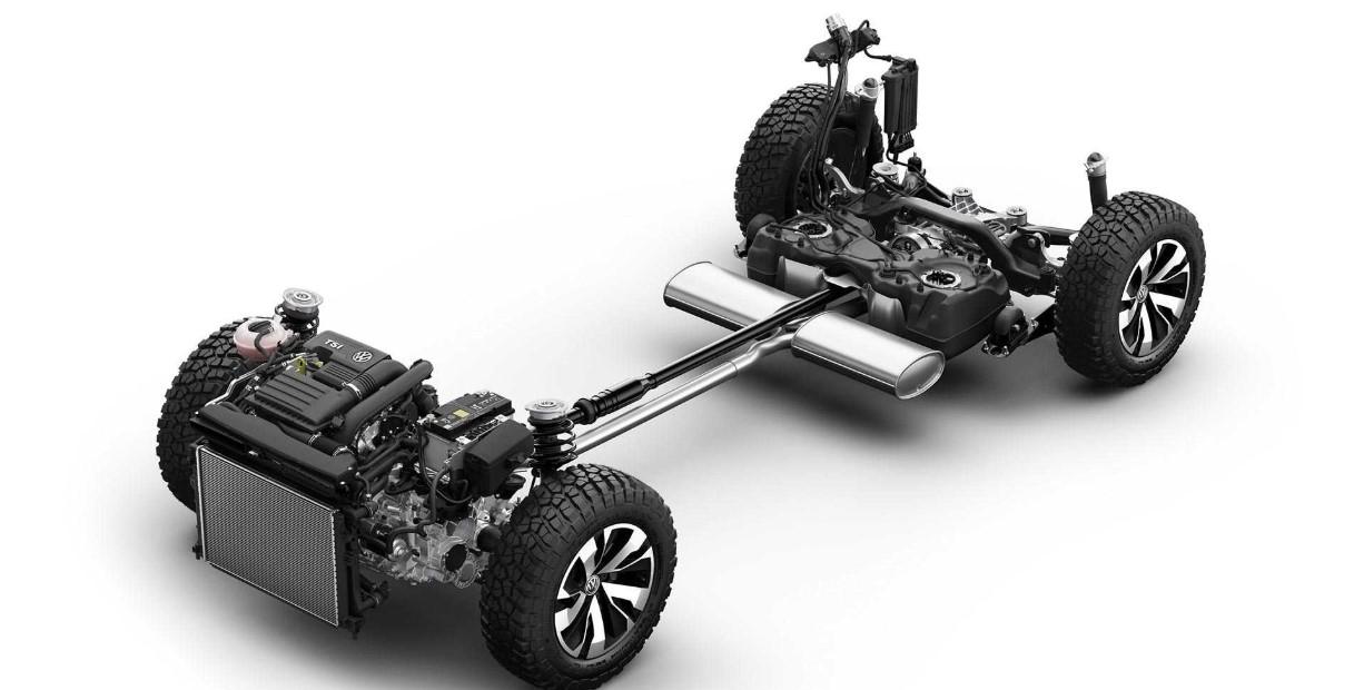 2020 Volkswagen Tarok Engine