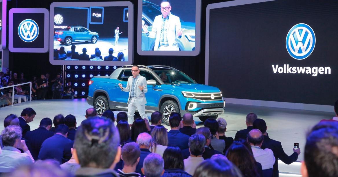 2020 Volkswagen Tarok Exterior